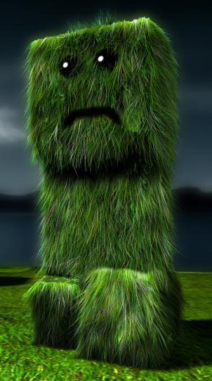 Creeper in real life - photo#6